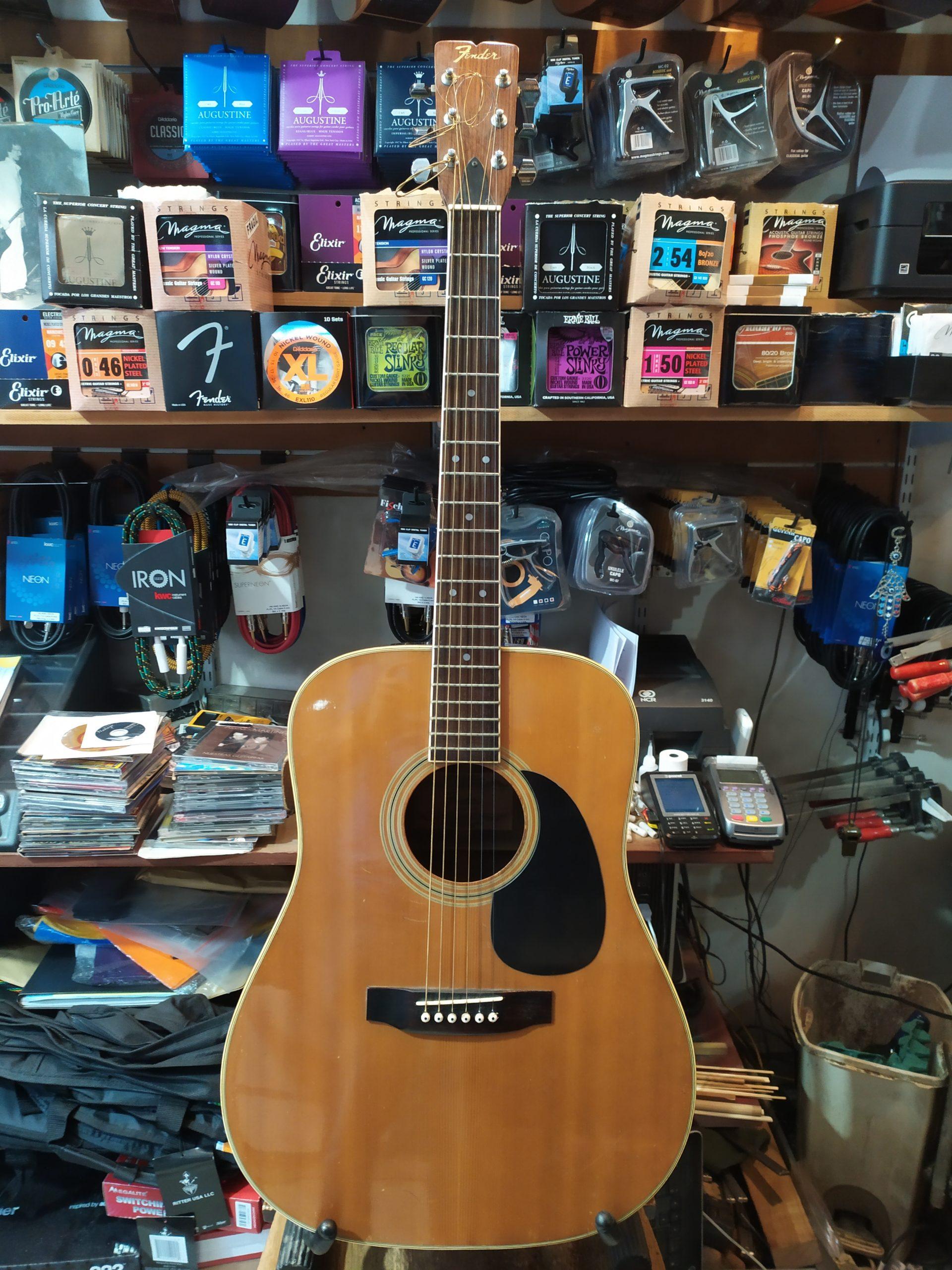 Fender F 75