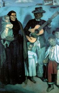 Musiciens espagnols