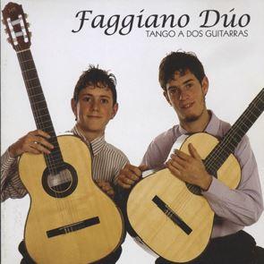 Faggiano Dúo, Tango a dos Guitarras